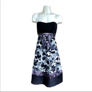 NWOT Ruby Rox (Juniors) strapless dress Sz 7